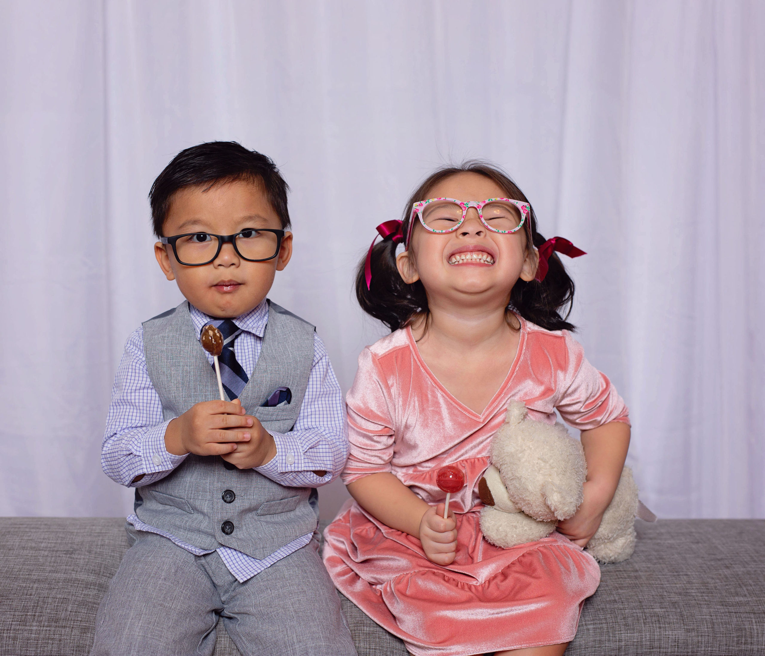 Kids and Glasses